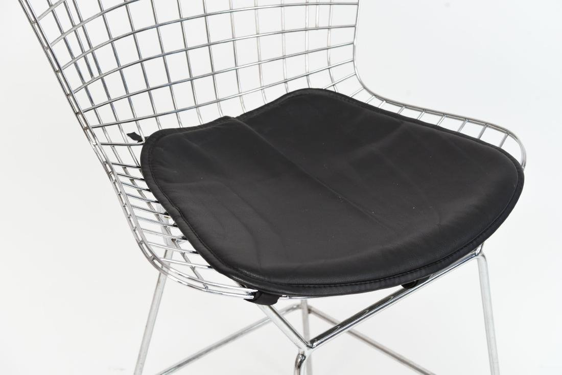 BERTOIA STYLE WIRE BAR STOOL - 3