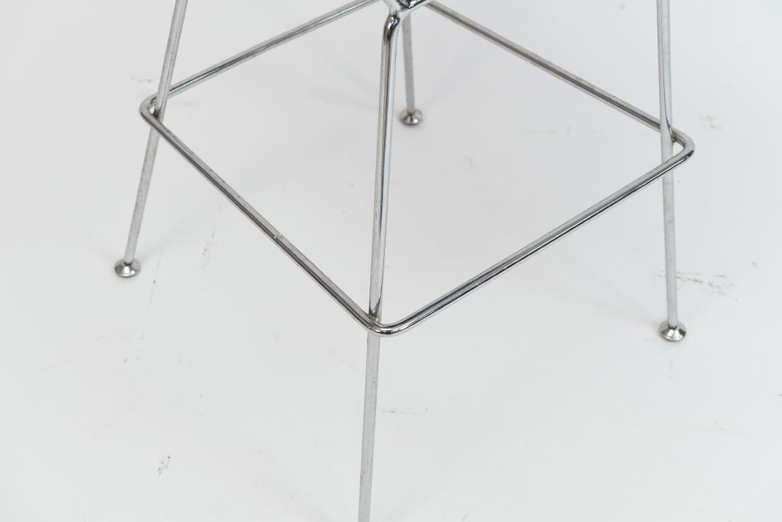 BERTOIA STYLE WIRE BAR STOOL - 5