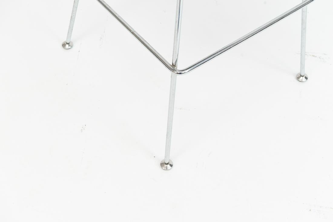 BERTOIA STYLE WIRE BAR STOOL - 6