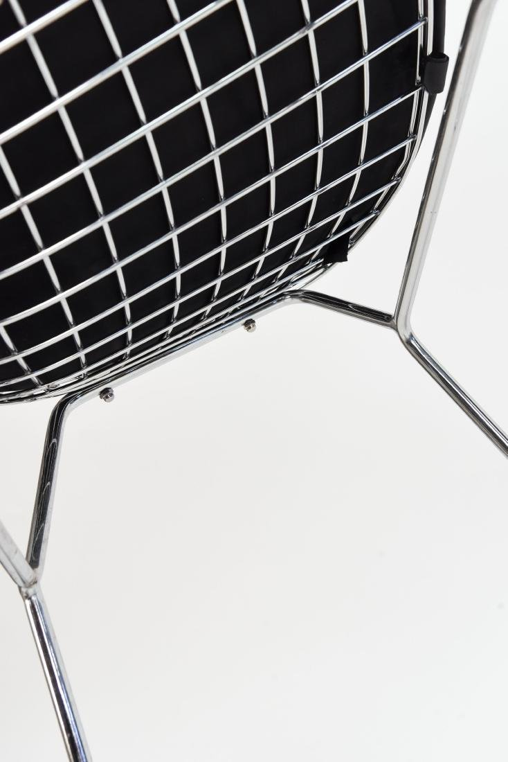 BERTOIA STYLE WIRE BAR STOOL - 9