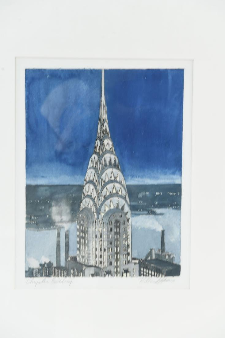 CHRYSLER BUILDING PRINT - 2