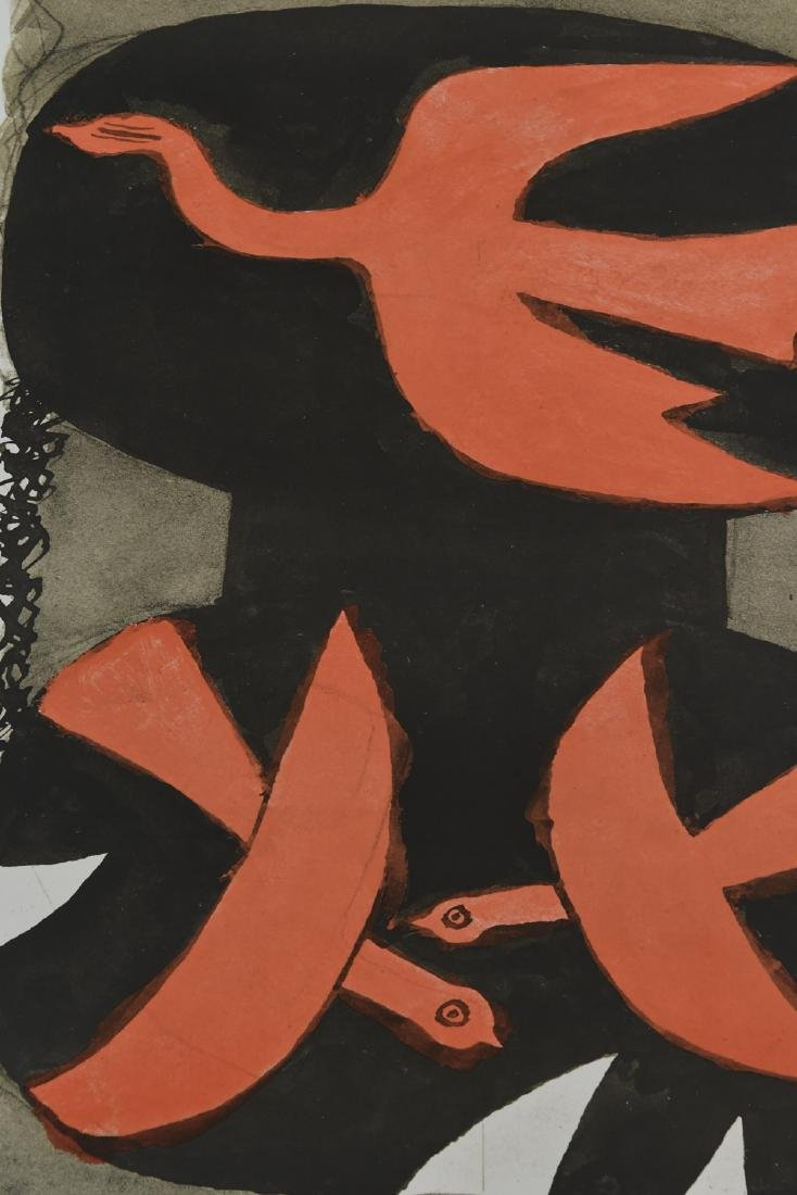 MARC CHAGALL & GEORGES BRAQUE PRINTS - 2