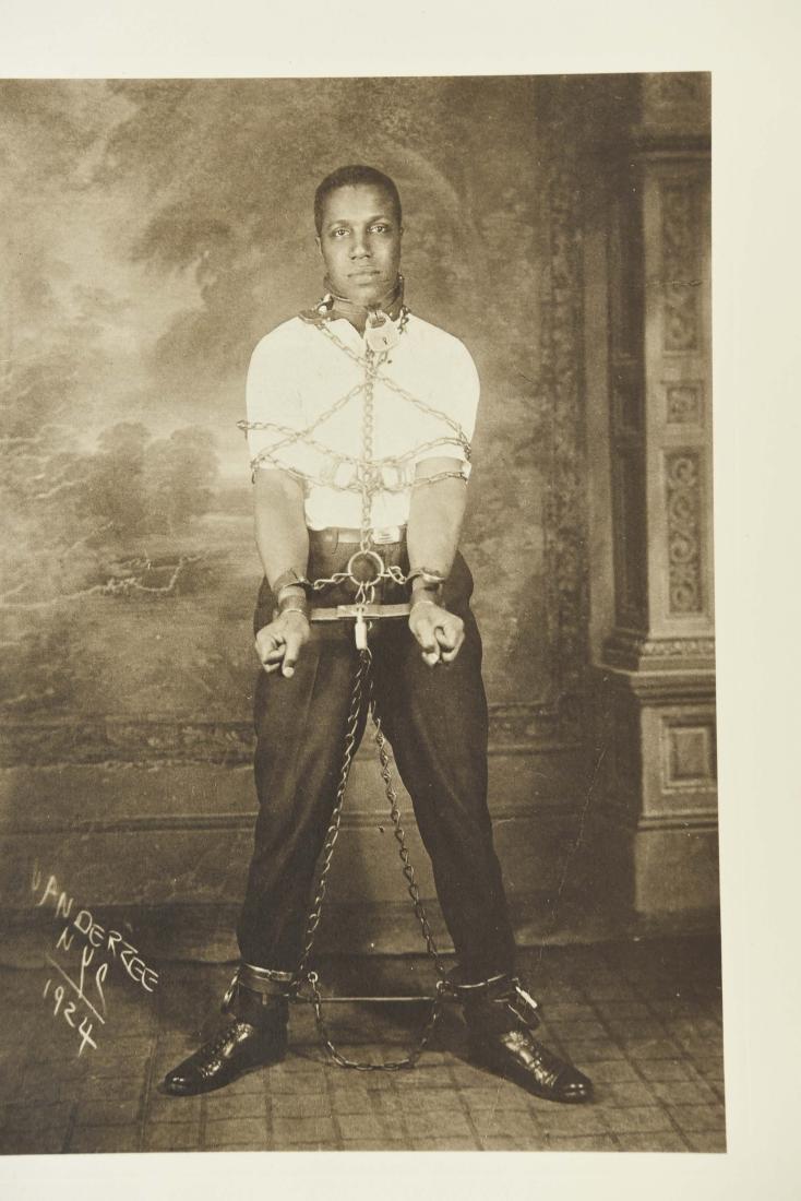 JAMES VAN DERZEE (AMERICAN 1886-1983) - 2
