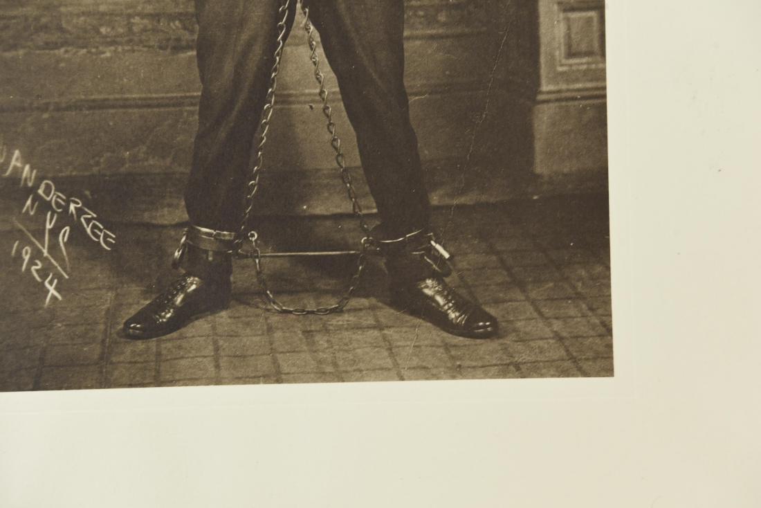 JAMES VAN DERZEE (AMERICAN 1886-1983) - 6