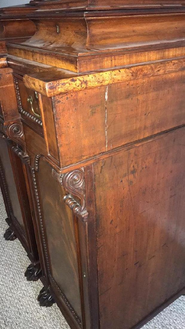 ANTIQUE SIDE CABINETS - 4