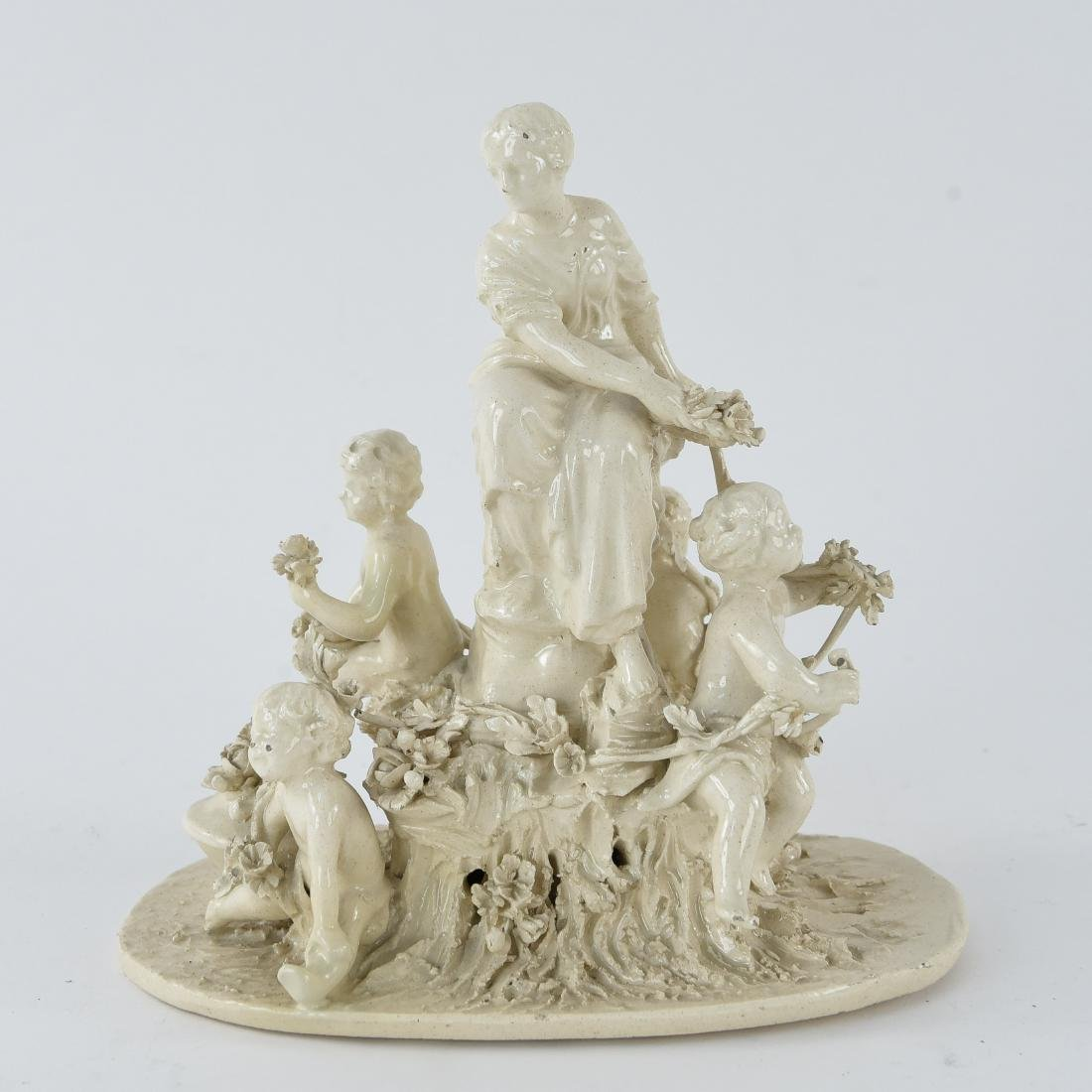 PORCELAIN FIGURAL GROUP