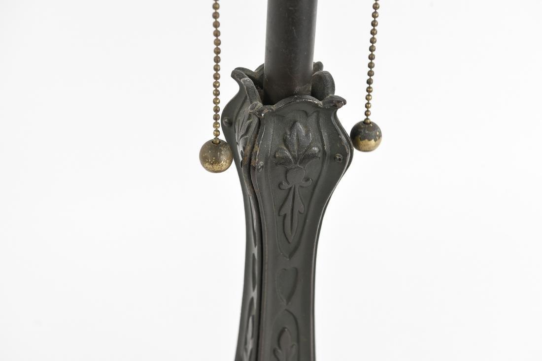 ART NOUVEAU LAMP BASE - 3
