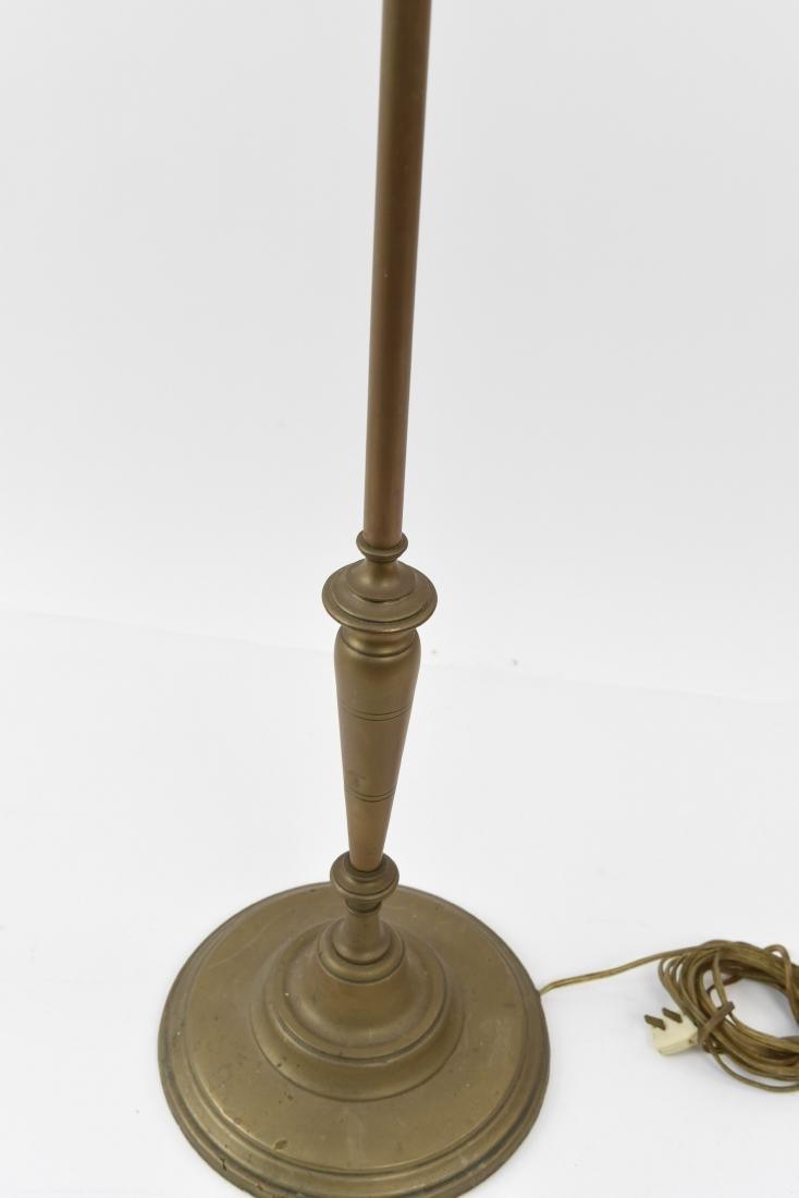 (2) ADJUSTABLE FLOOR LAMPS - 6