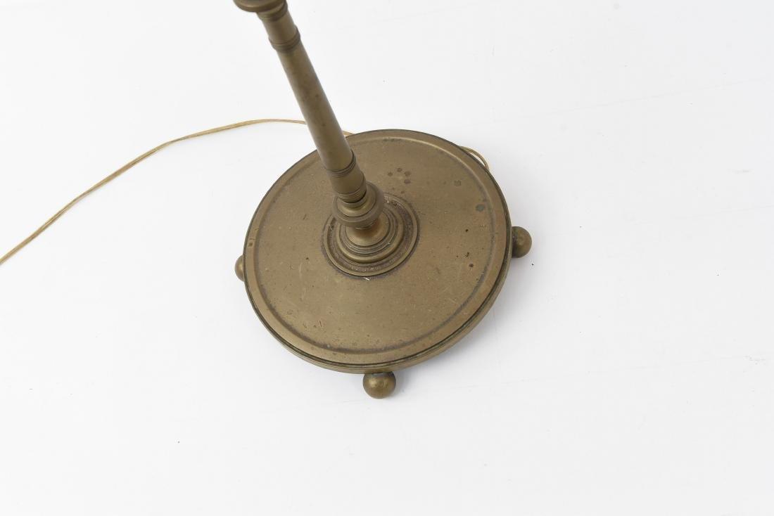 (2) ADJUSTABLE FLOOR LAMPS - 8