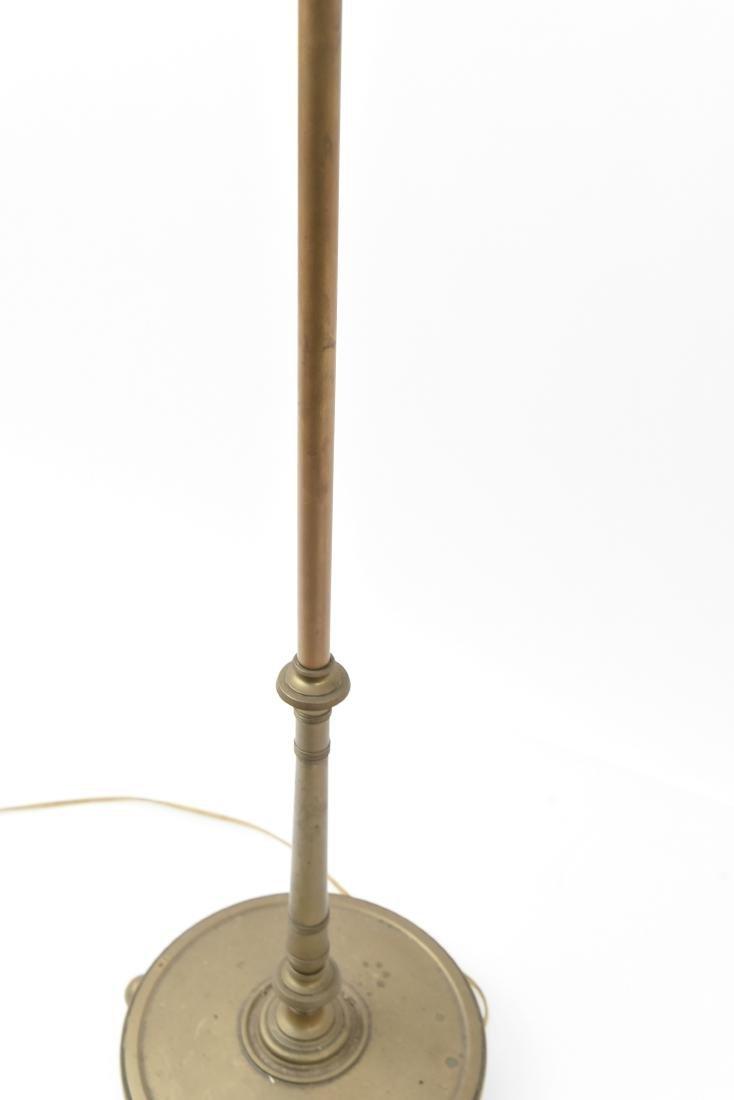 (2) ADJUSTABLE FLOOR LAMPS - 9