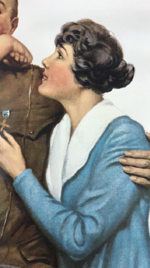 LIBERTY LOAN WORLD WAR I POSTER - 9
