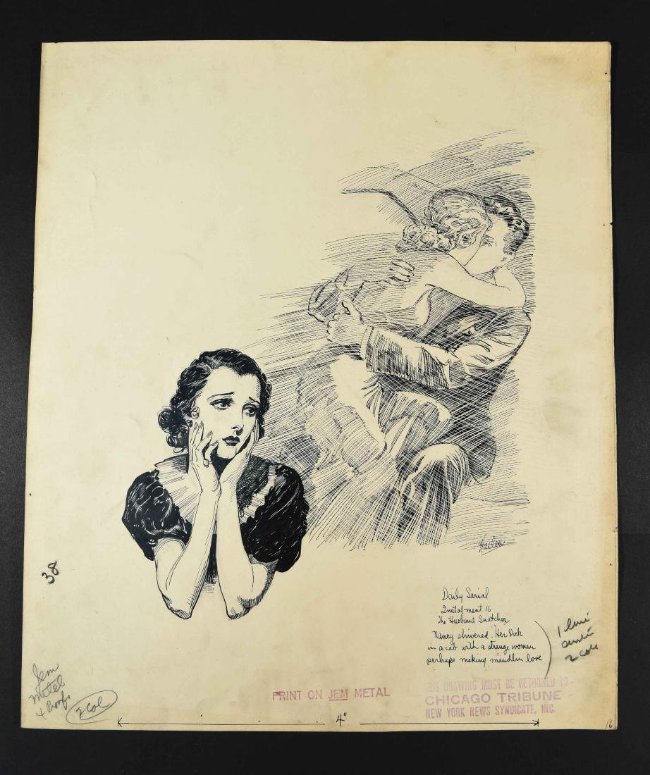 JOHN A. HAELEN (AMERICAN 1920/30S) ILLUSTRATION 20