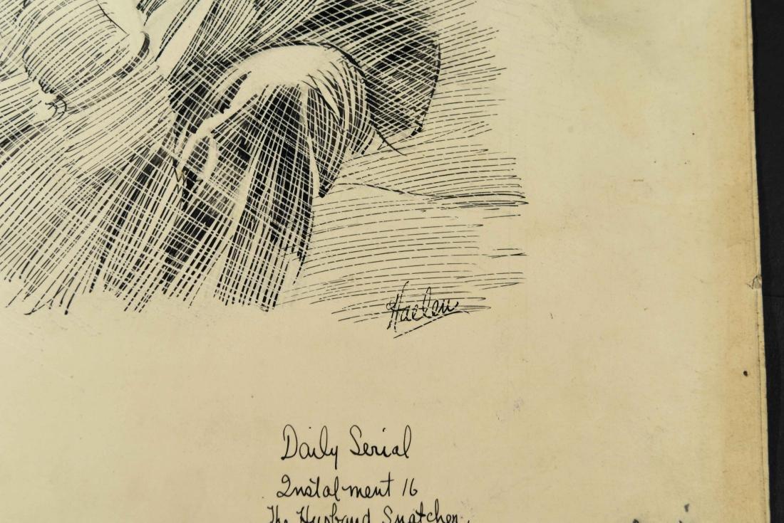 JOHN A. HAELEN (AMERICAN 1920/30S) ILLUSTRATION 20 - 3