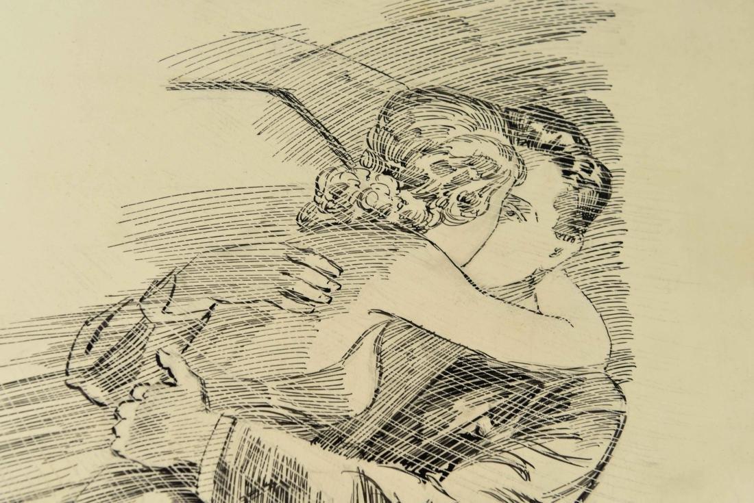 JOHN A. HAELEN (AMERICAN 1920/30S) ILLUSTRATION 20 - 4
