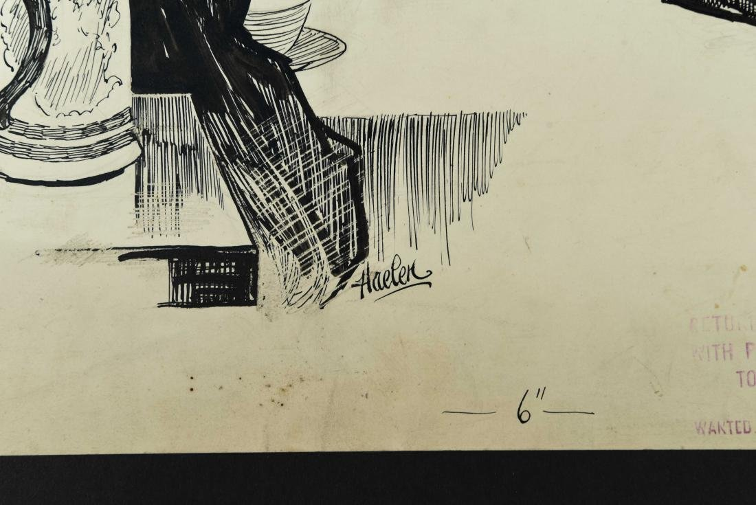 JOHN A. HAELEN (AMERICAN 1920S/30S) ILLUSTRATION 7 - 3