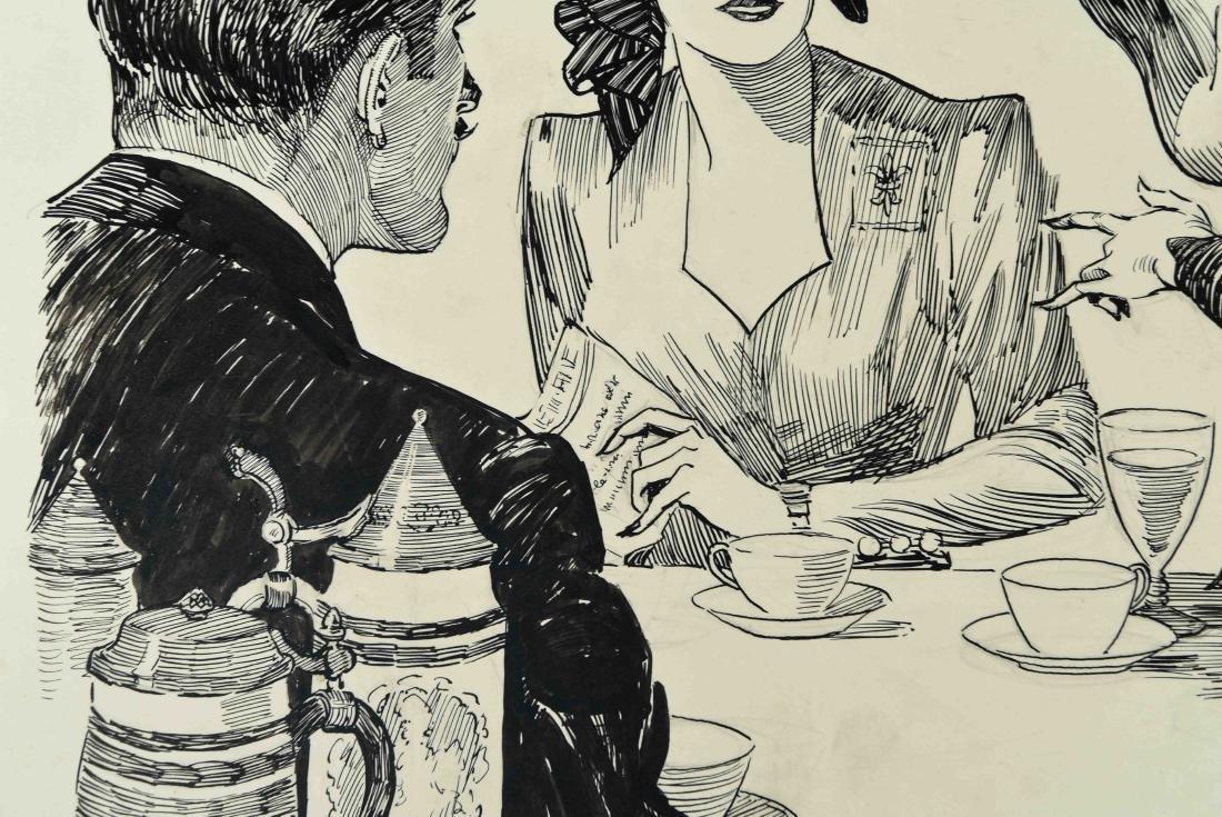 JOHN A. HAELEN (AMERICAN 1920S/30S) ILLUSTRATION 7 - 5