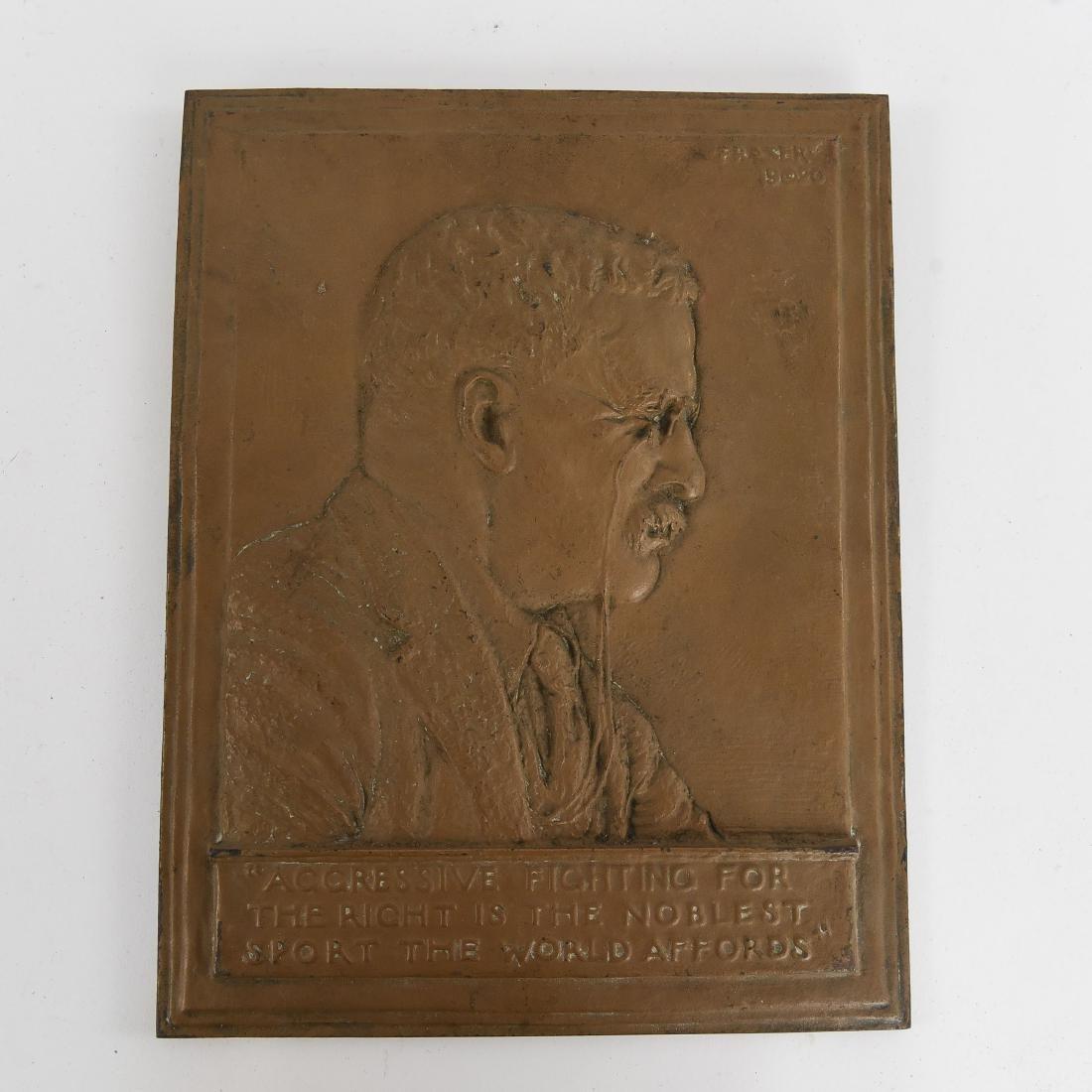 JAMES EARL FRASER ( AMERICAN 1876-1953)
