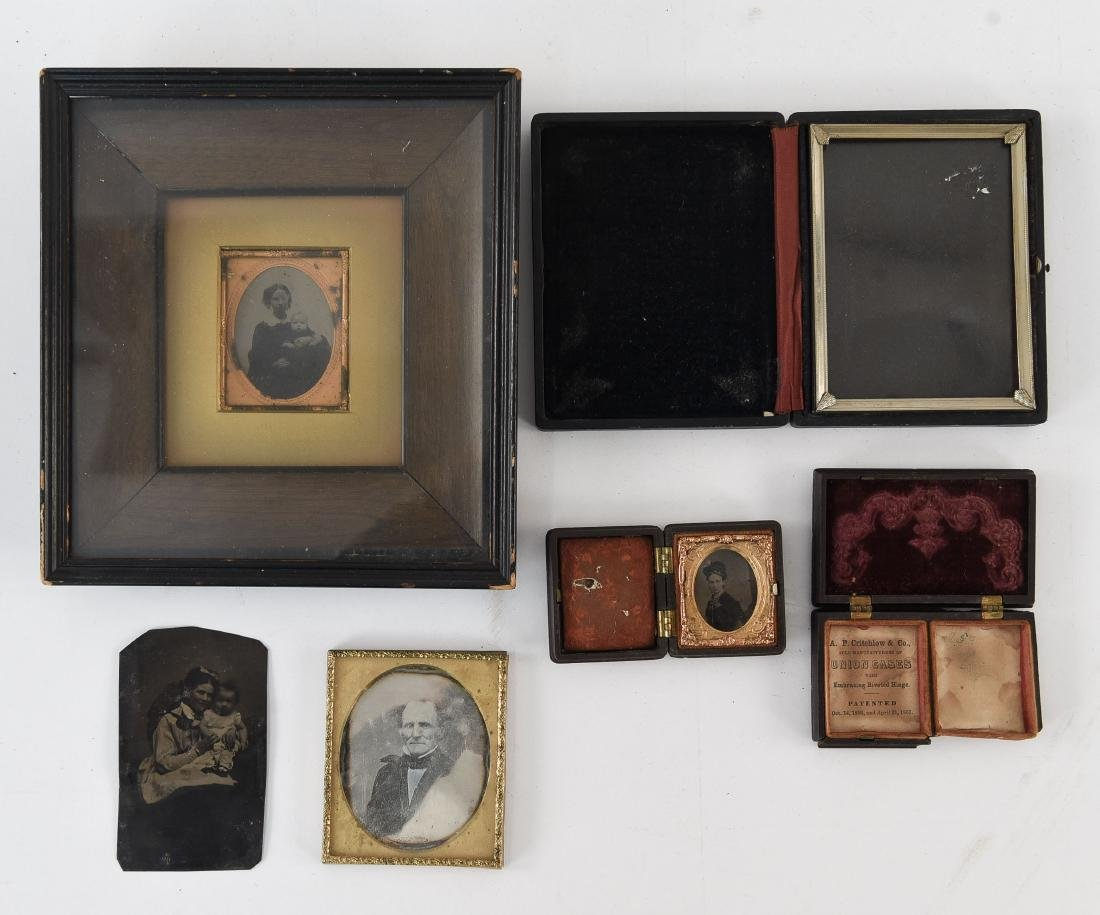 GROUPING OF TIN TYPES AND CASES