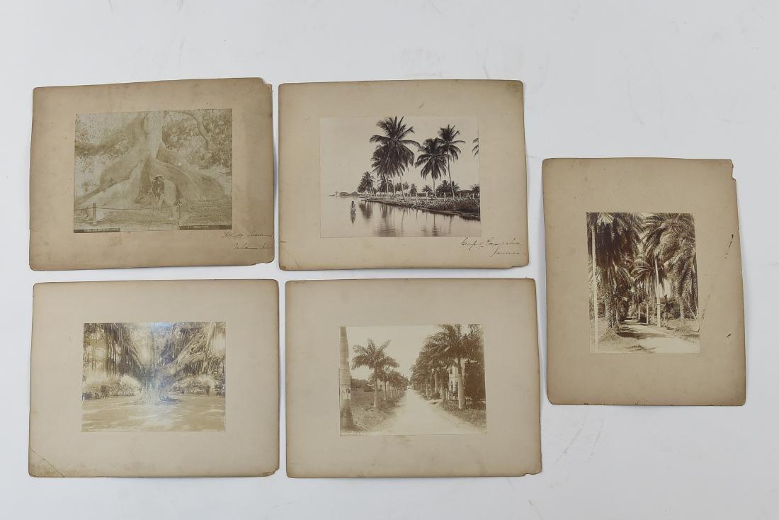 GROUPING OF JAMAICA & BAHAMAS ETC. PHOTOS
