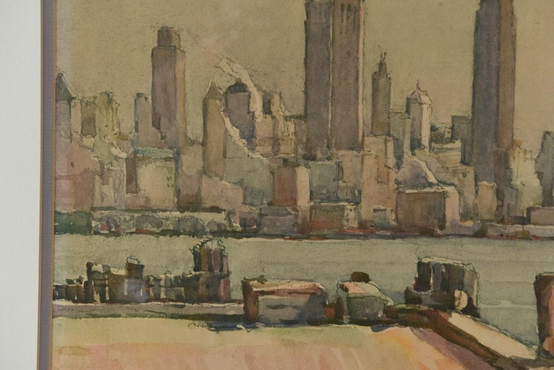 (2) NEW YORK PRINTS - 4