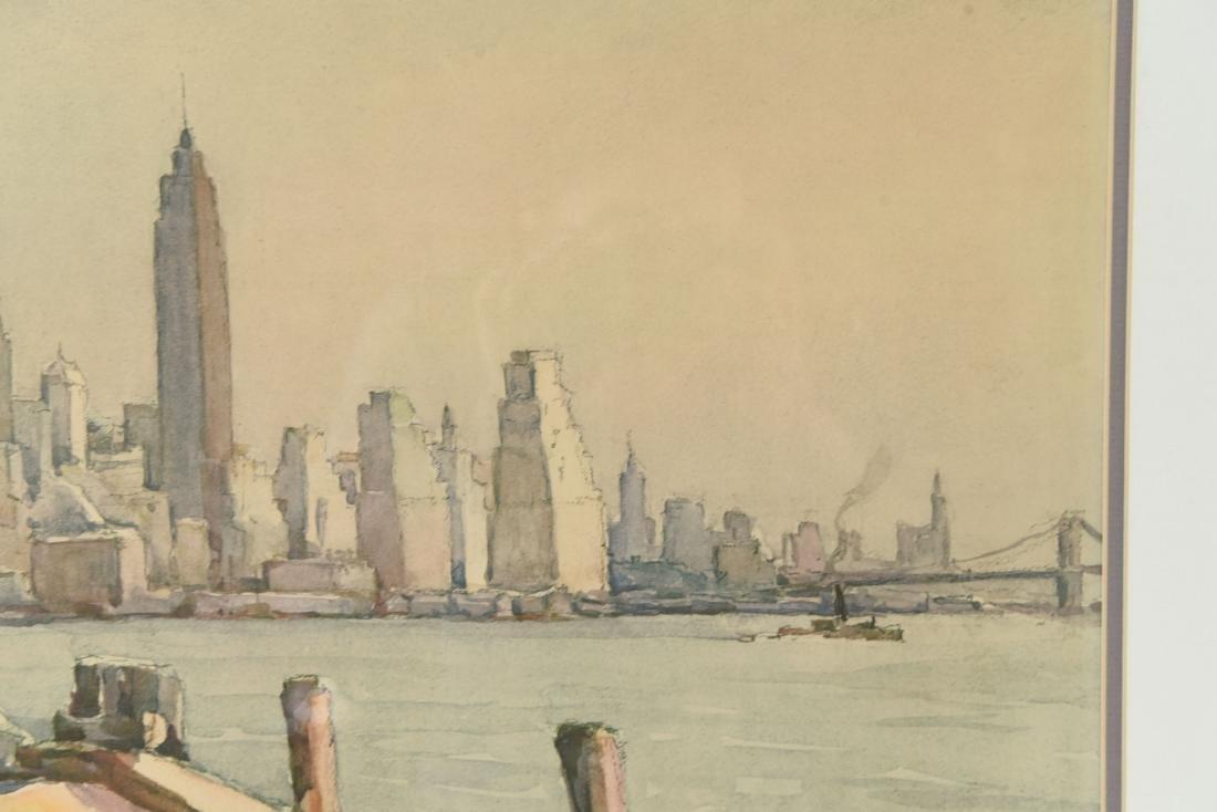 (2) NEW YORK PRINTS - 5