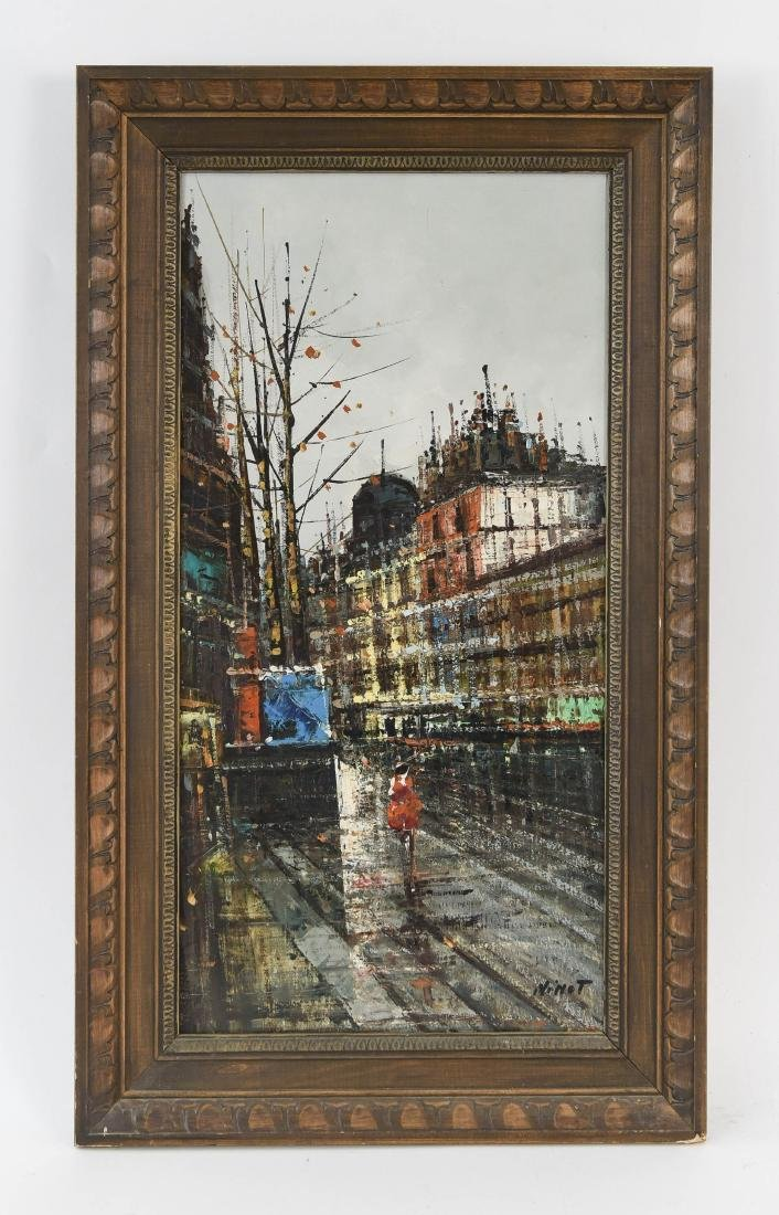 FRENCH MID-CENTURY PAINTING