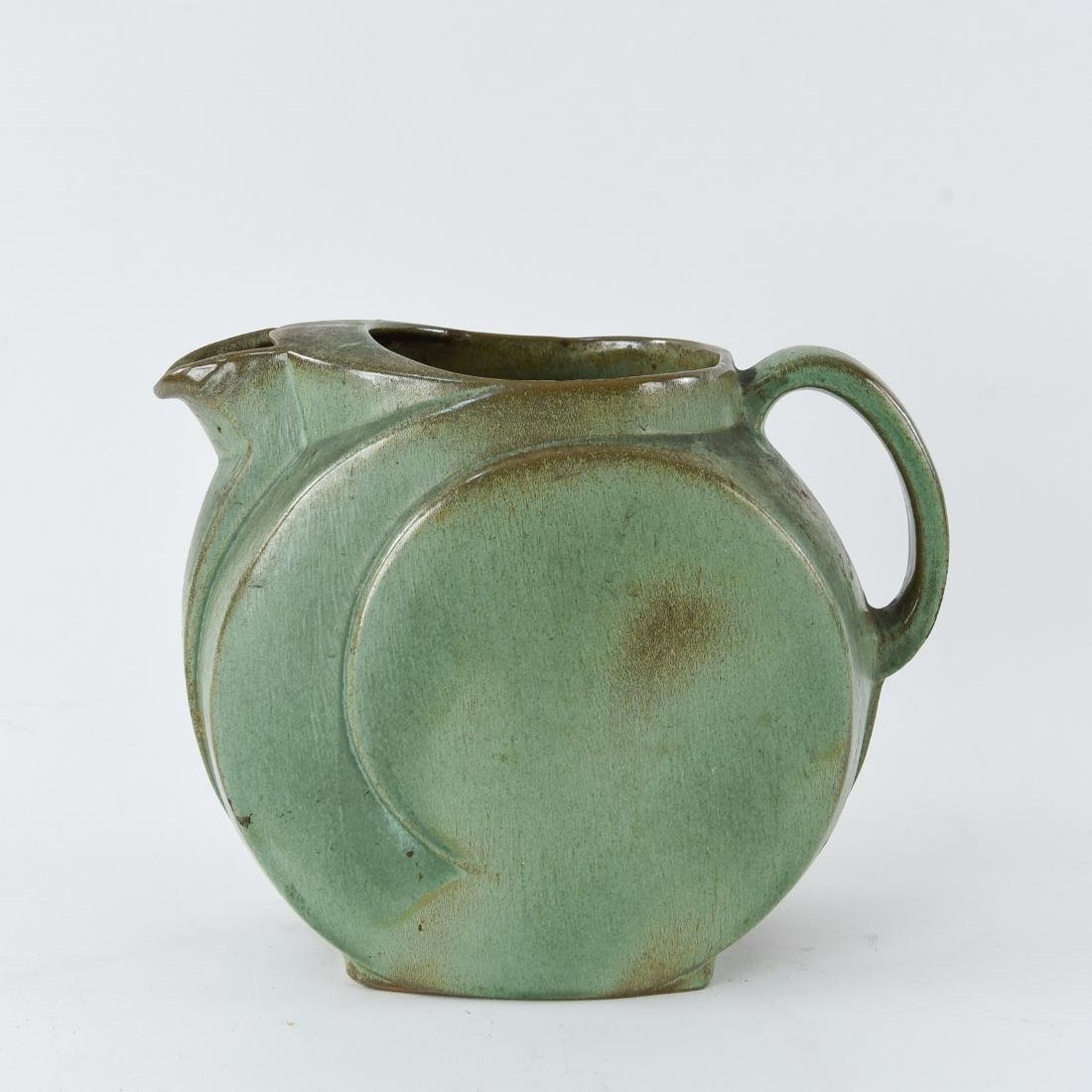 FRANKOMA CERAMIC PITCHER
