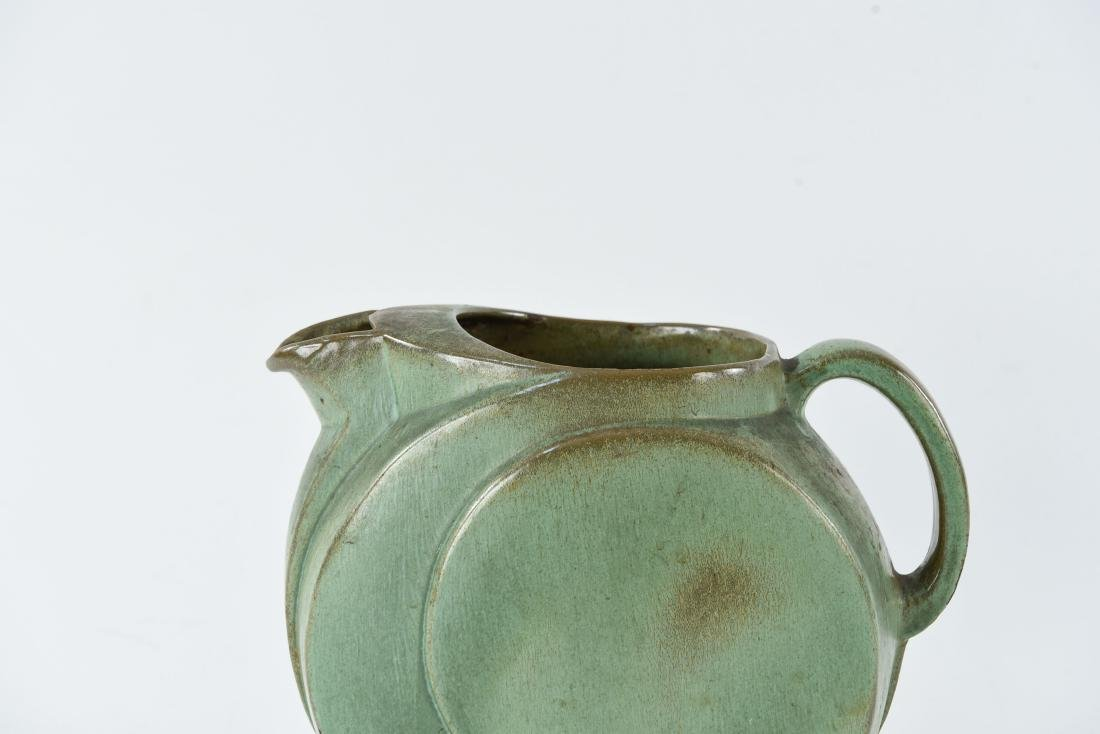 FRANKOMA CERAMIC PITCHER - 2