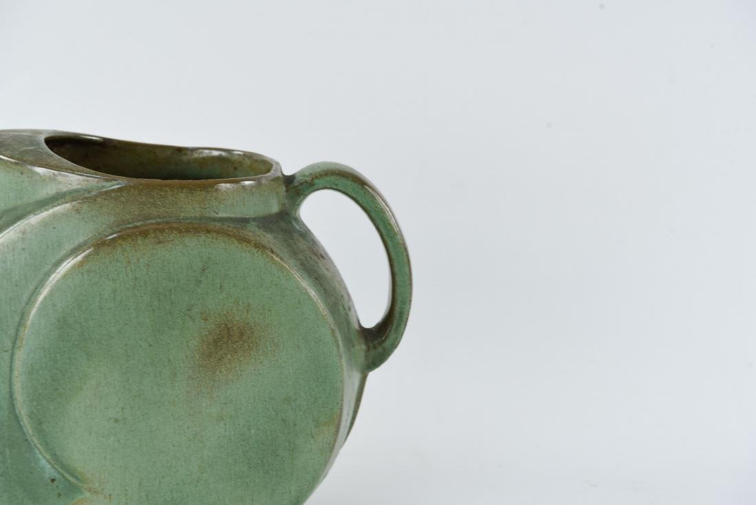 FRANKOMA CERAMIC PITCHER - 3