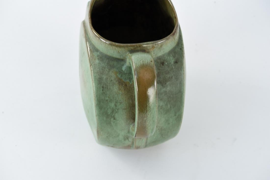 FRANKOMA CERAMIC PITCHER - 6