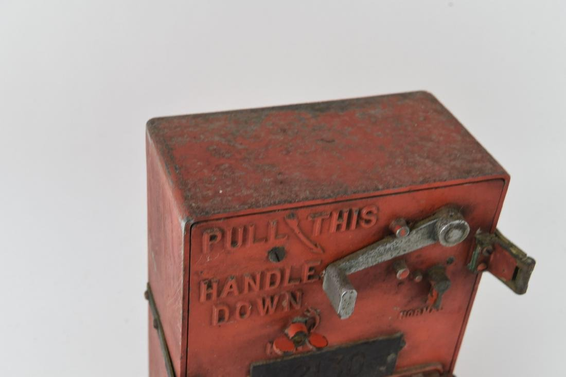 ANTIQUE FIRE ALARM BOX - 2