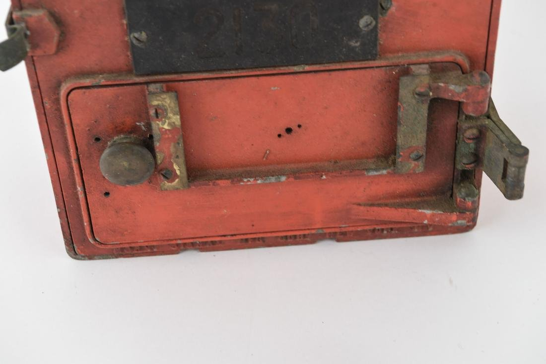 ANTIQUE FIRE ALARM BOX - 5