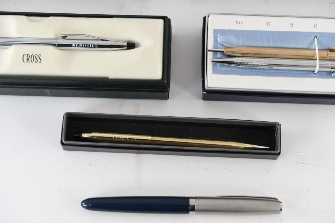 GROUPING OF PENS & MECHANICAL PENCILS - 3