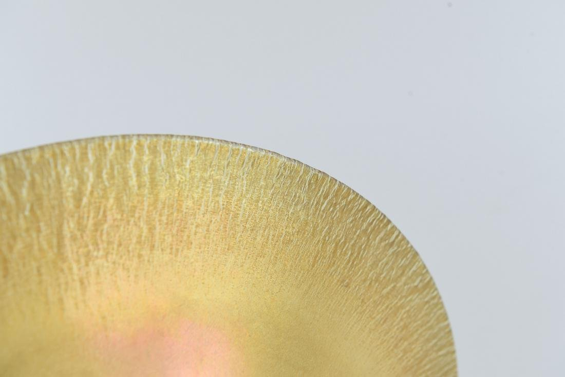 TIFFANY GLASS BOWL INSERT - 9