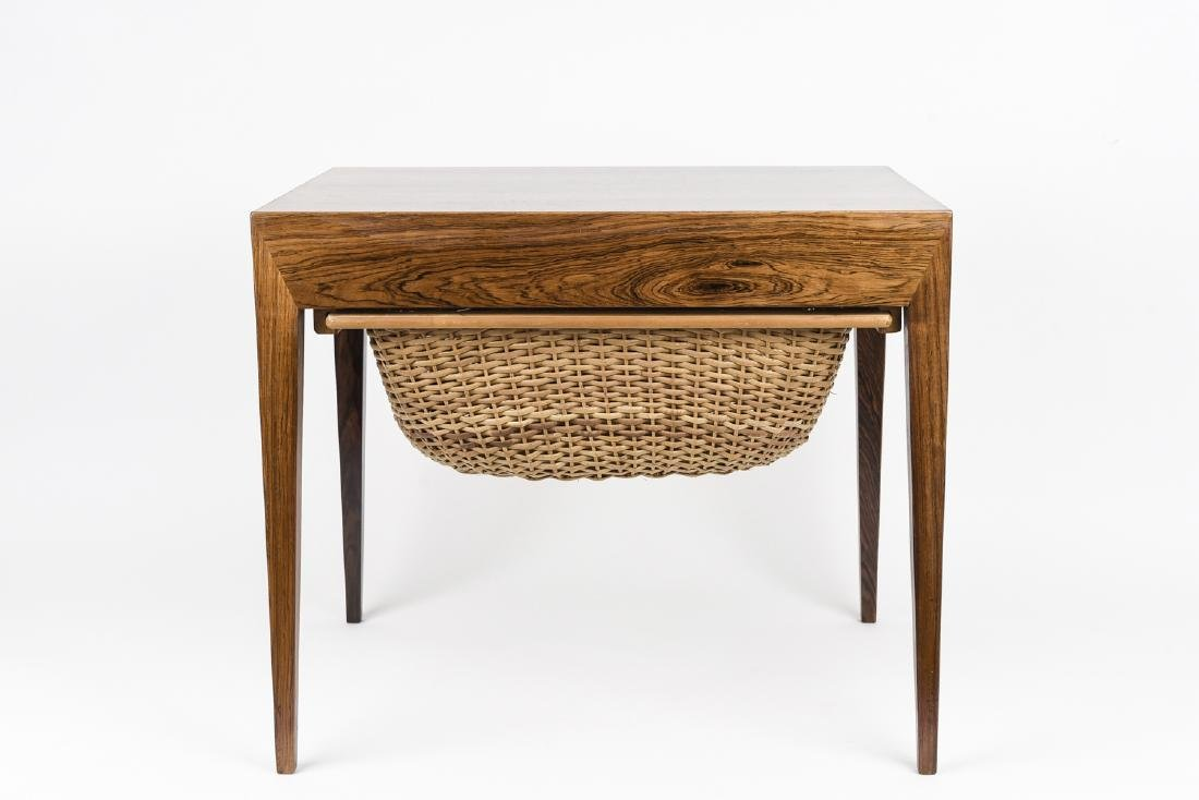 SEVERIN HANSEN JR. FOR HASLEV SEWING TABLE