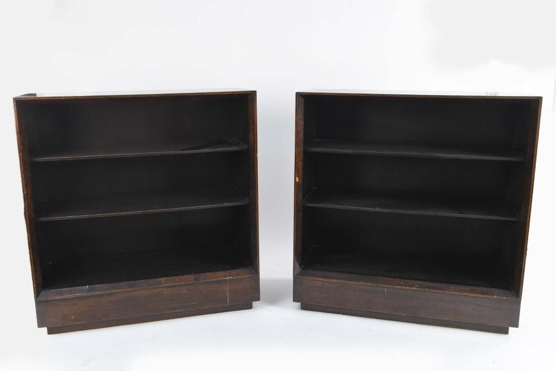 GILBERT ROHDE FOR HERMAN MILLER BOOKCASES