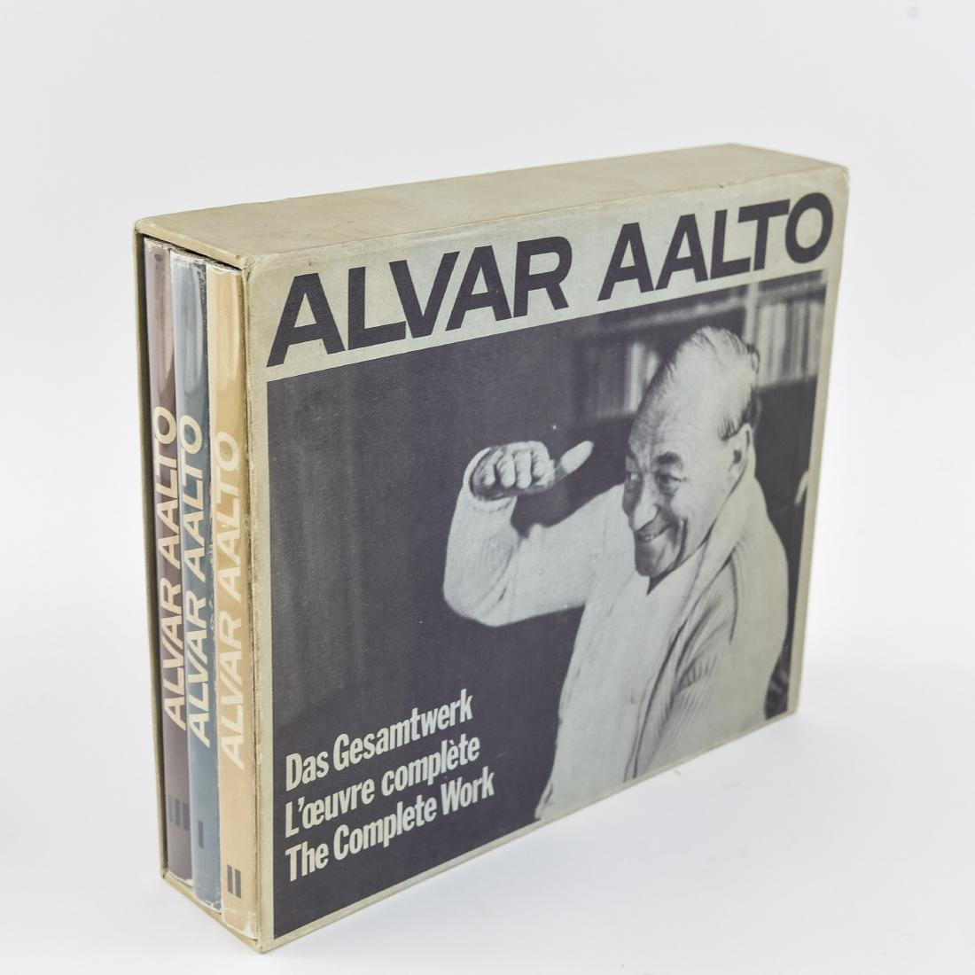 ALVAR AALTO: THE COMPLETE WORK BOOK