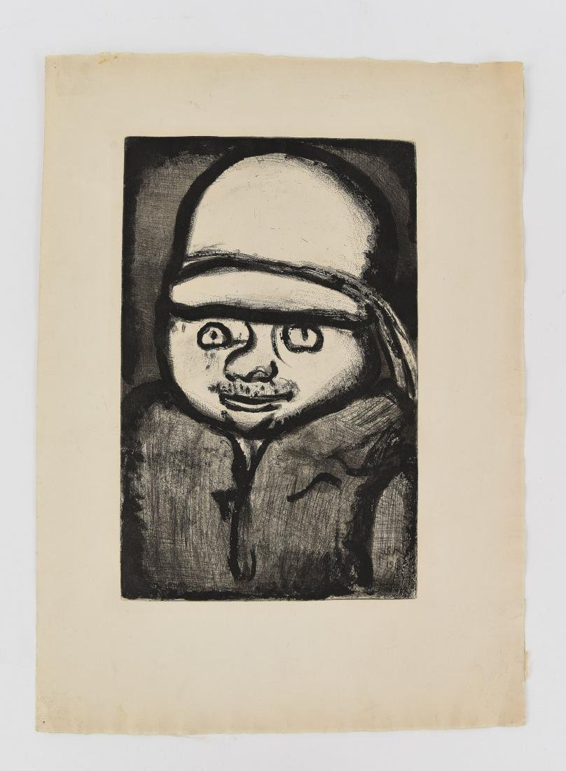 GEORGES ROUAULT (FRENCH 1871-1958)