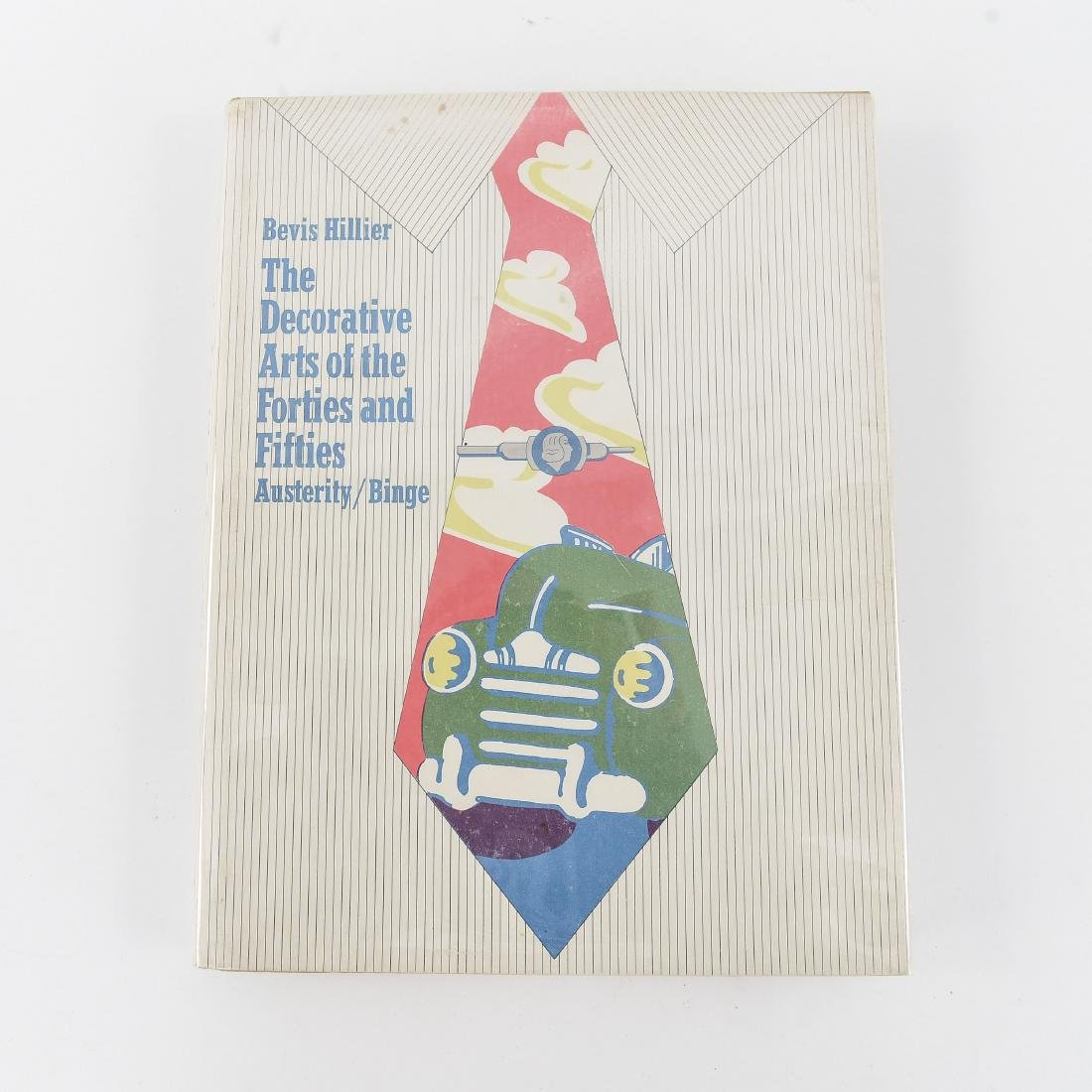 """""""THE DECORATIVE ARTS OF THE FORTIES/FIFTIES"""" BOOK"""