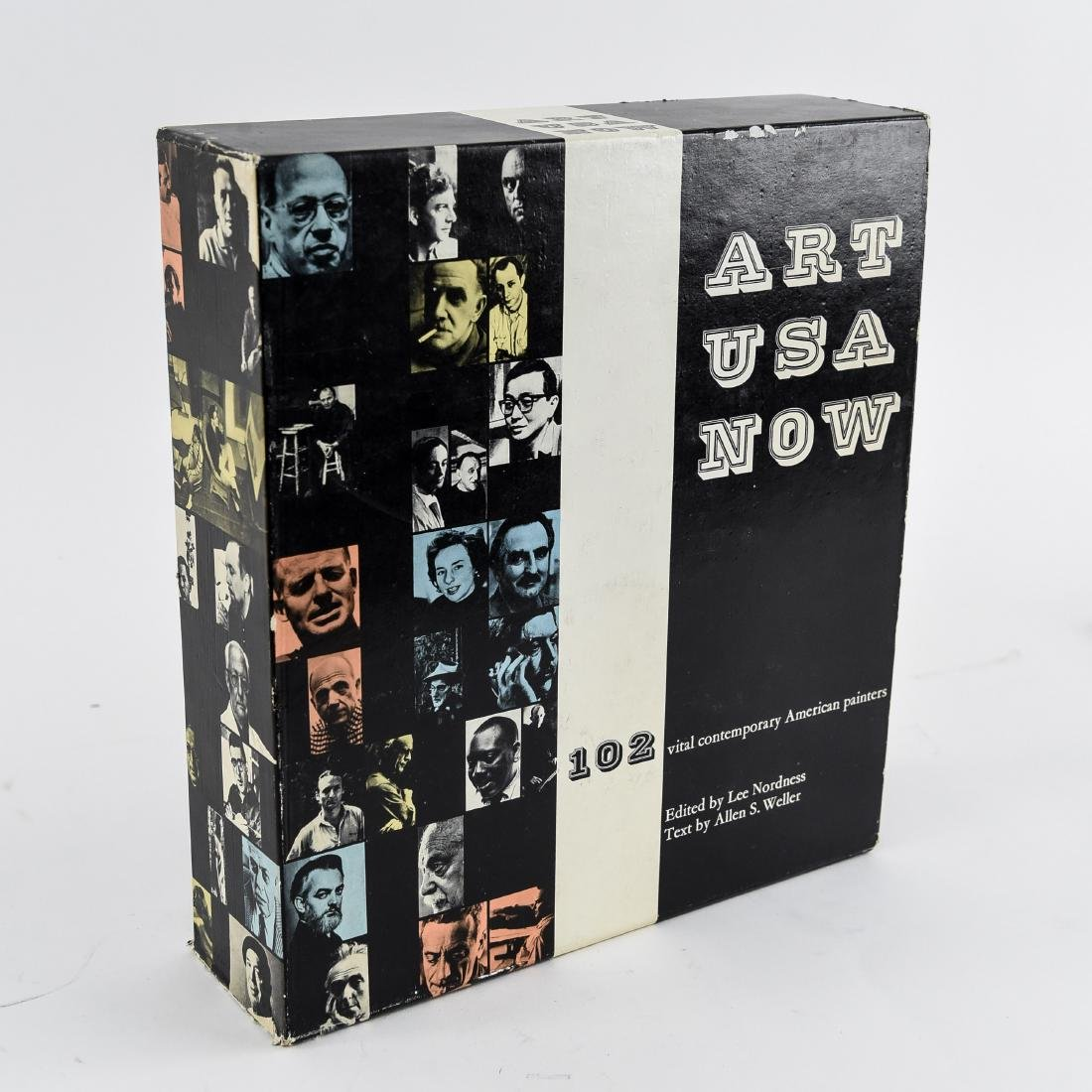 """""""ART USA NOW 102"""" TWO VOLUMES"""