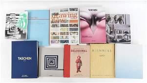 CONTEMPORARY ART AND DESIGN BOOKS
