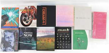 MODERN AND CONTEMPORARY ART BOOKS