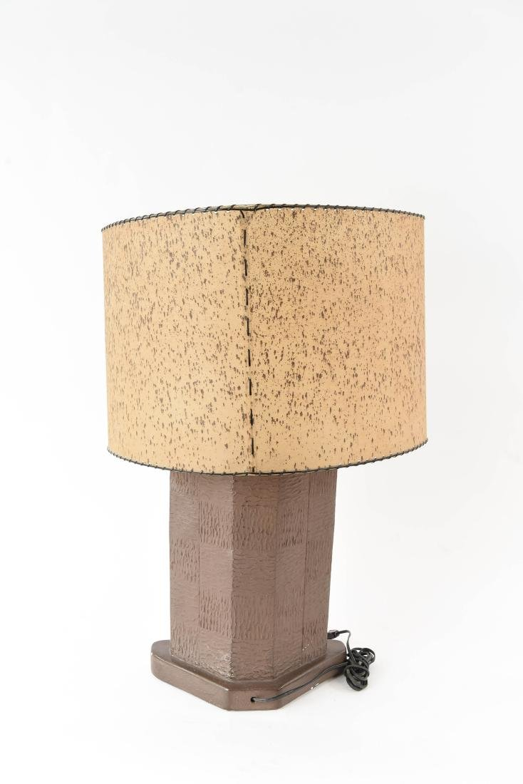 MID-CENTURY RINA DECO MODERN TABLE LAMP - 9