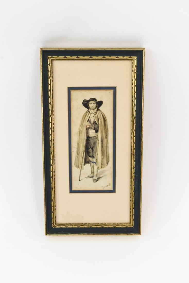 ATTR. THEODORE GERICAULT (FRENCH 1791-1824)