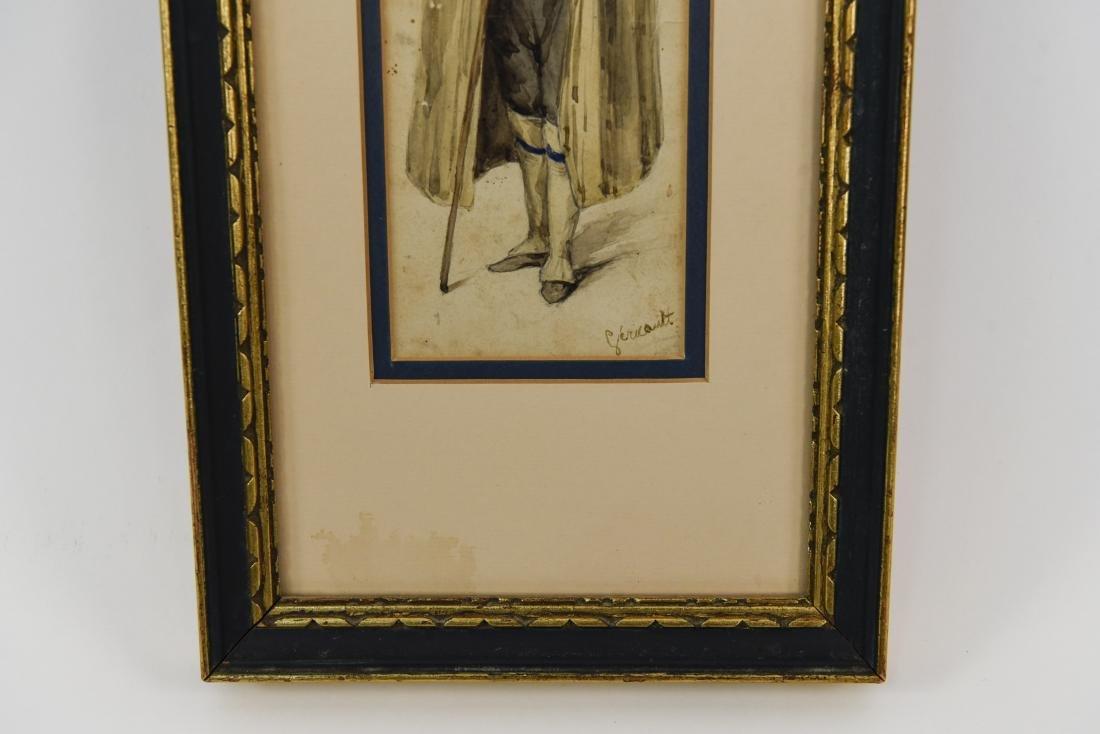 ATTR. THEODORE GERICAULT (FRENCH 1791-1824) - 2