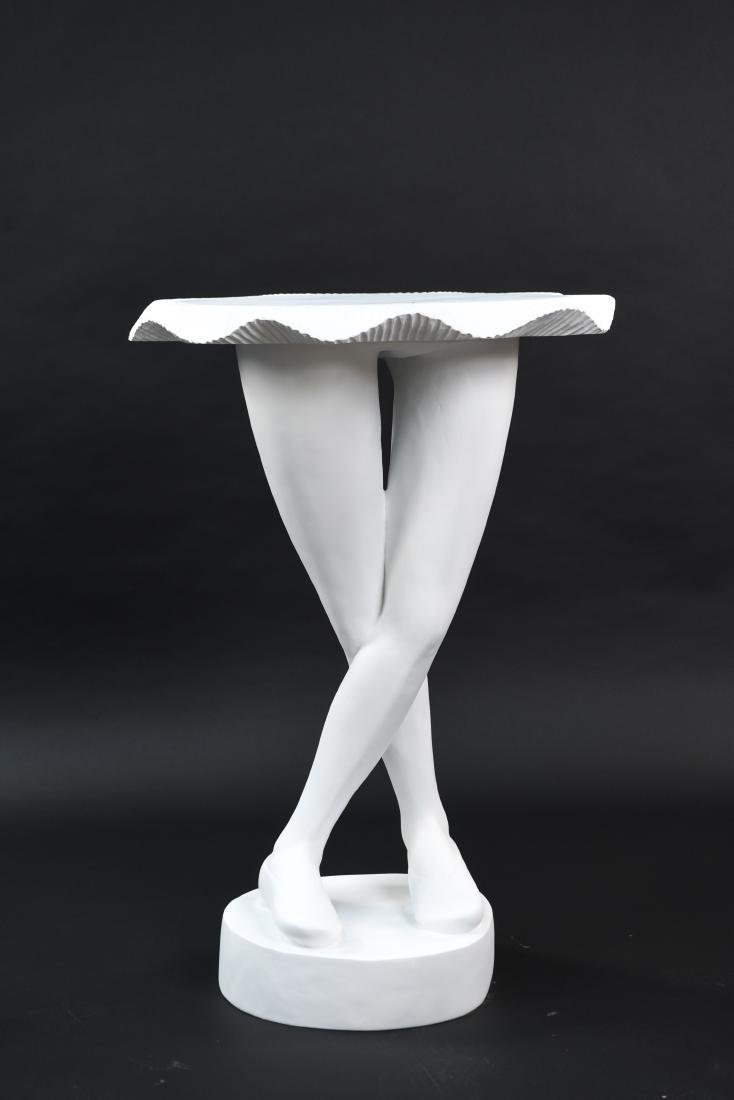 JOHN DICKENSON STYLE BALLERINA TABLE