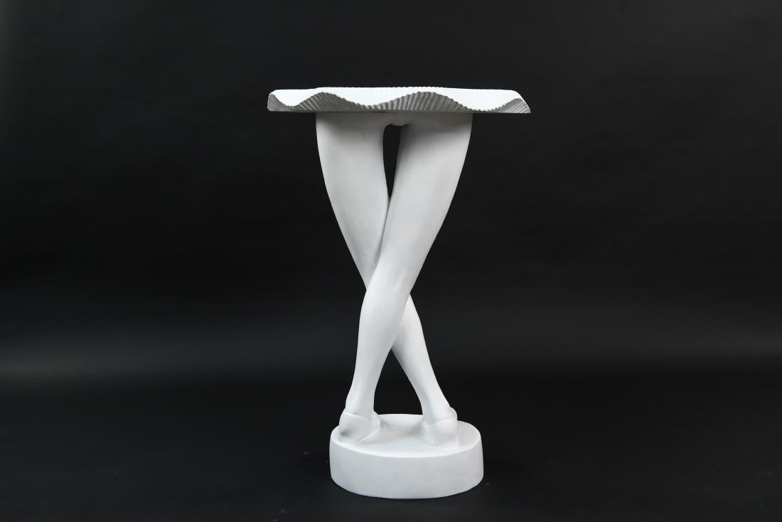 JOHN DICKENSON STYLE BALLERINA TABLE - 6