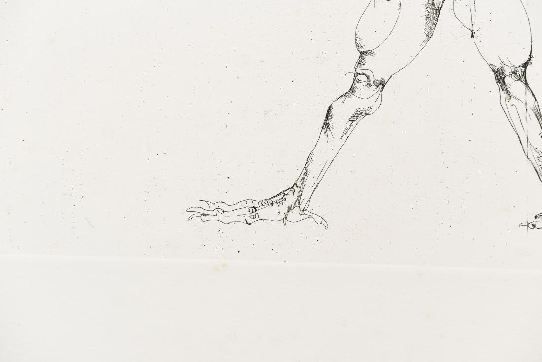 LEONARD BASKIN (AMERICAN 1922-2000) - 3