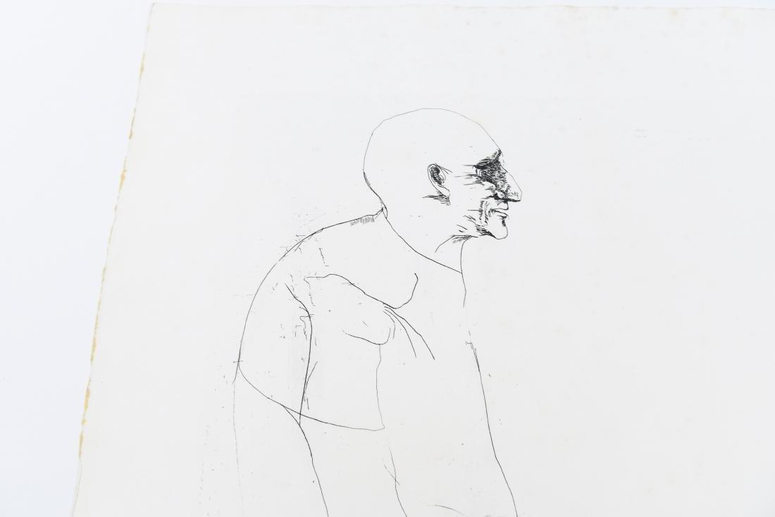 LEONARD BASKIN (AMERICAN 1922-2000) - 9