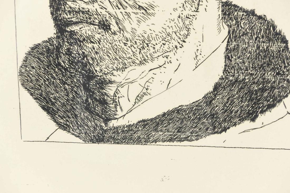 LEONARD BASKIN (AMERICAN 1922-2000) - 7